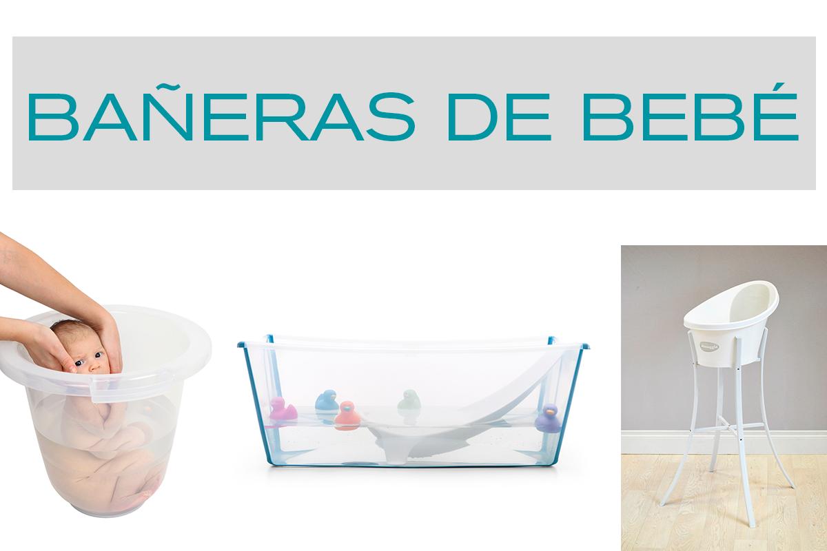Consejos para elegir la ba era del beb experiencia beb for Banera bebe para banera