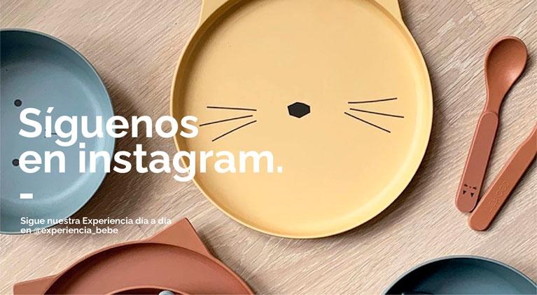 Sígenos en Instagram; @experiencia_bebe